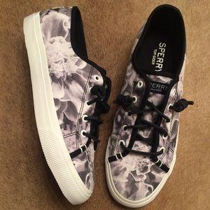 Sperry Seacoast Print Sneaker